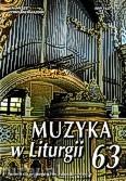 Ok�adka: , Muzyka w Liturgii nr 63
