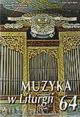 Okładka: , Muzyka w Liturgii nr 64