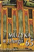 Okładka: , Muzyka w Liturgii nr 65