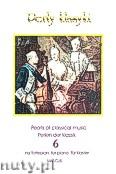Okładka: , Perły klasyki z. 6 na fortepian
