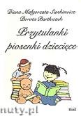 Okładka: Sienkiewicz Diana Małgorzata, Bartłoczuk Dorota, Przytulanki piosenki dziecięce