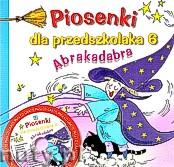 Okładka: Zając Jerzy, Piosenki dla przedszkolaka 6
