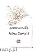 Okładka: Zarębski Juliusz, Reverie et Passion op.5 na 4 ręce