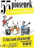 Ok�adka: Wenclewski Jacek, 55 piosenek biesiadnych z chwytami gitarowymi