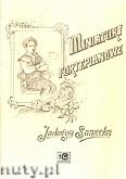 Okładka: Sarnecka Jadwiga, Minatury fortepianowe