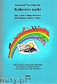 Okładka: Twardowski Romuald, Kolorowe nutki - łatwe utwory na skrzypce i fortepian