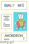 Ok�adka: Wi�niewski Stanis�aw, Bia�y Mi� - Akordeon 7