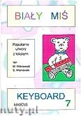 Okładka: Wiśniewski Stanisław, Biały Miś- Keyboard 7