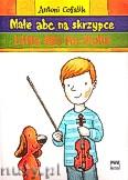 Okładka: Cofalik Antoni, Małe ABC na skrzypce