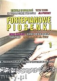 Ok�adka: , Fortepianowe piosenki 1