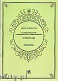 Okładka: Moscheles Ignaz, Wariacje na temat Harmonious Blacksmith Handla na fortepian na 4 ręce
