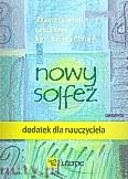 Okładka: Stachak Tatiana, Florek Lidia, Tomera-CHmiel Ilona, Nowy solfeż- dodatek dla nauczyciela