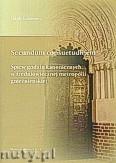 Okładka: Kubieniec Jakub, Secundum consuetudinem. Śpiew godzin kanonicznych w średniowiecznej metropolii gnieźnieńskiej