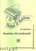Ok�adka: Niewiadomski Stanis�aw, Theme et variatoions na fortepian
