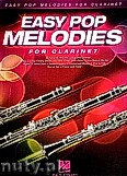 Ok�adka: , Easy Pop Melodies for Clarinet