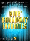 Okładka: , Kids' Broadway Favorites
