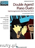 Okładka: , Double Agent! Piano Duets