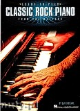 Okładka: , Learn To Play Classic Rock Piano From The Masters