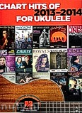 Okładka: , Chart Hits Of 2013-2014 For Ukulele