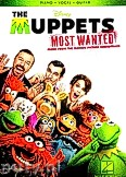 Okładka: , The Muppets Most Wanted - Music From The Motion Picture Soundtrack