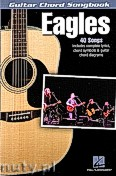 Ok�adka: , Eagles - Guitar Chord Songbook