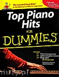 Okładka: , Top Piano Hits For Dummies