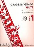 Ok�adka: , Grade By Grade - Flute (Grade 1)