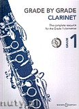Okładka: Way Janet, Grade By Grade - Clarinet (Grade 1)
