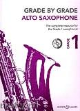 Ok�adka: , Grade By Grade - Alto Saxophone (Grade 1)