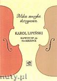 Okładka: , Kaprysy op.29 na skrzypce solo