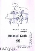 Okładka: Kania Emanuel, Sonata na wiolonczelę i fortepian