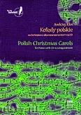 Okładka: Klos Andrzej, Kolędy polskie na fortepian z akompaniamentem na CD