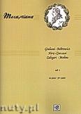 Okładka: , Mozart na gitarę vol. 1