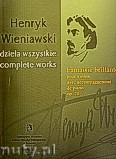 Okładka: Wieniawski Henryk, Fantasie Brillante pour violon avec accompagnament de piano op.20 series A vol. 8