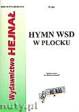Okładka: Chamski ks. Hieronim, Hymn Wyższego Seminarium Duchownego w Płocku