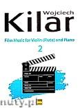 Okładka: , Muzyka filmowa na skrzypce (flet) i fortepian z.2