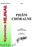 Okładka: Chamski ks. Hieronim, Pieśni chóralne zeszyt 17