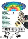 Okładka: Wiśniewski Stanisław, Standardy jazzowe na fortepain z. 5