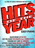 Okładka: , Hits Of The Year 2015 - Easy Piano