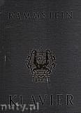 Okładka: Rammstein, Klavier - Rammstein