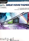 Okładka: ,  Great Movie Themes - Clarinet