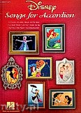 Okładka: , Disney Songs for Accordion: 3rd Edition