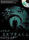 Okładka: Adele, Skyfall - James Bond Theme (With Backing CD)