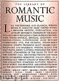 Ok�adka: , The Library Of Romantic Music