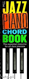 Okładka: Lung Sam, The Jazz Piano Chord Book