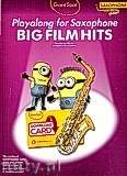 Okładka: Hussey Christopher, Guest Spot: Big Film Hits Playalong For Alto Saxophone (Book/Audio Download)