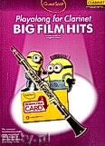 Okładka: ,  Big Film Hits - Playalong for Clarinet