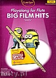 Ok�adka: , Guest Spot: Big Film Hits Playalong For Flute (Book/Audio Download)