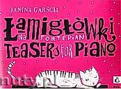 Ok�adka: Gar�cia Janina, �amig��wki na fortepian op.23