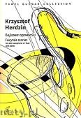 Okładka: Herdzin Krzysztof, Bajkowe opowieści na saksofon altowy lub flet i fortepian